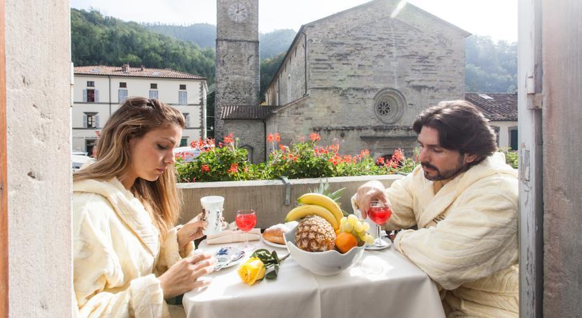 Grand Hotel in centro a Bagno di Romagna