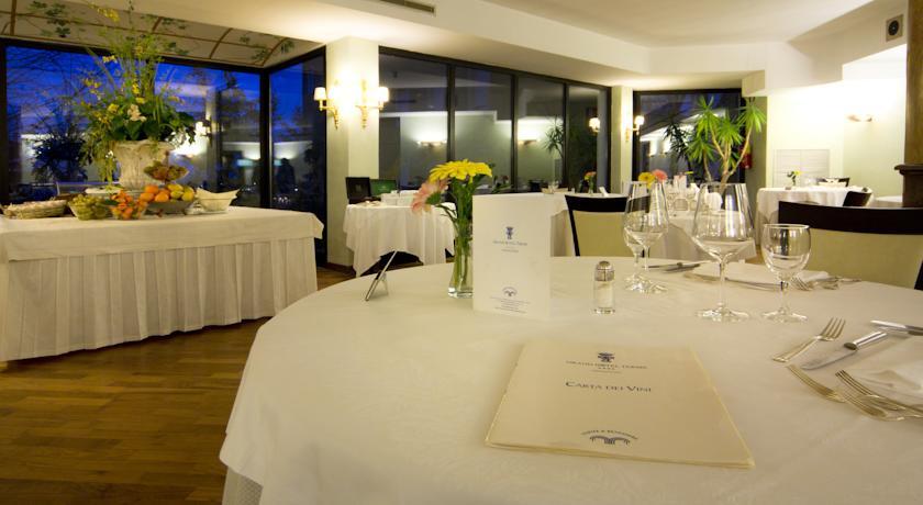 Cucina ristorante  Grand Hotel**** Terme