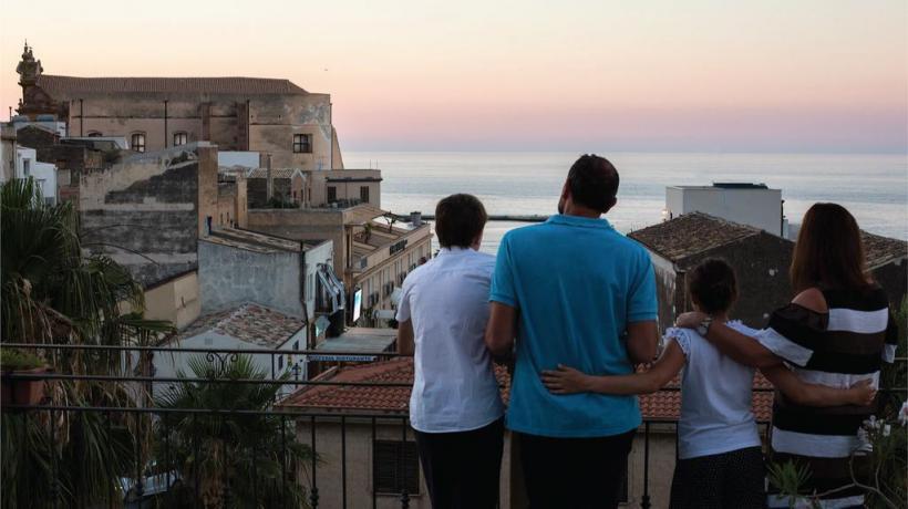 Hotel romantico Castellammare-del-Golfo, Camere Vista Mare in Sicilia
