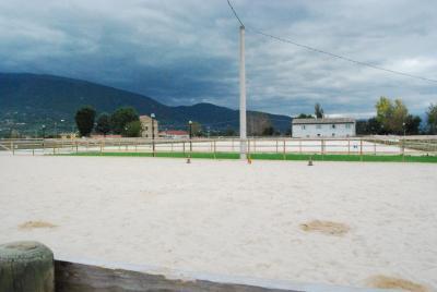 campi di lavoro centro equestre a rivotorto