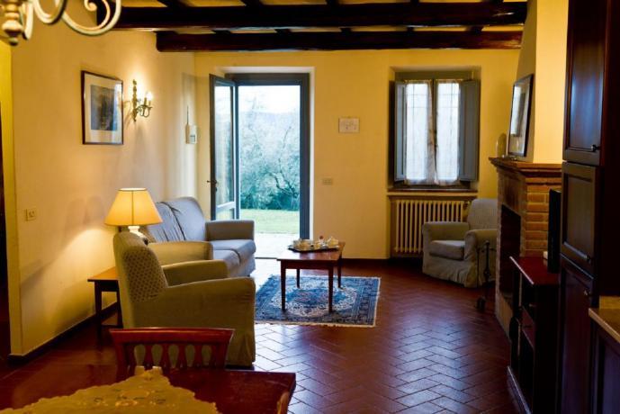 Soggiorno in casale Vacanza familiare a Terni