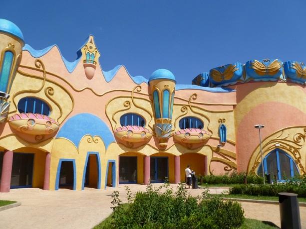 Castello di Alfea Rainbow Magicland