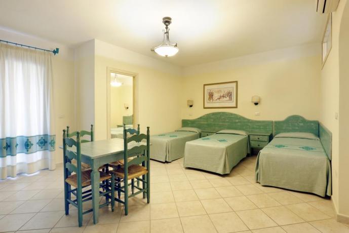 Appartamento Vacanza per 5 persone - CALA LIBEROTTO