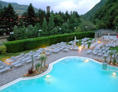 hotel Euroterme in Bagno di Romagna Hotels and Spa-resorts of TERME ...