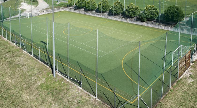 Campo da Calcio in Erba per Tornei Norcia