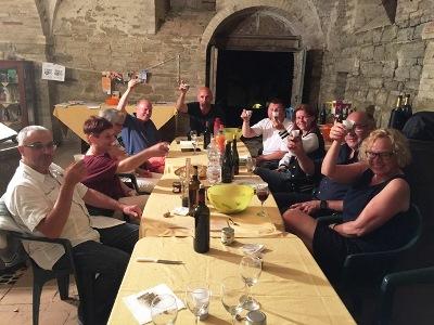 Cena con Degustazione Vini Locali a Urbino