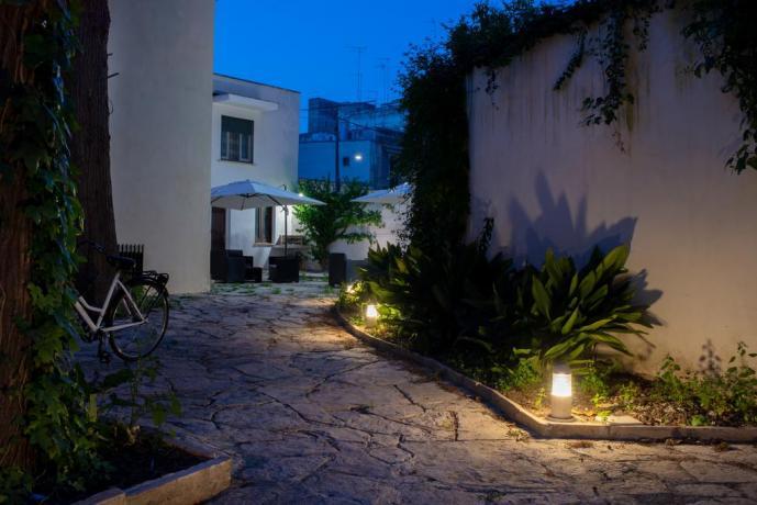 Villa con Vasca Idro-Jacuzzi al centro di Lecce
