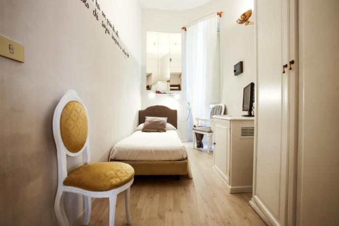 Eleganti Camere Roma centro per soggiorni Business