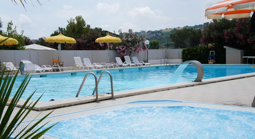 Hotel con Piscina Idromassaggio in Abruzzo