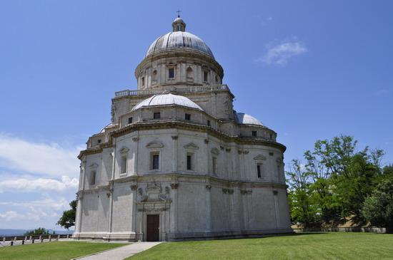 Chiesa della Consolazione a Todi