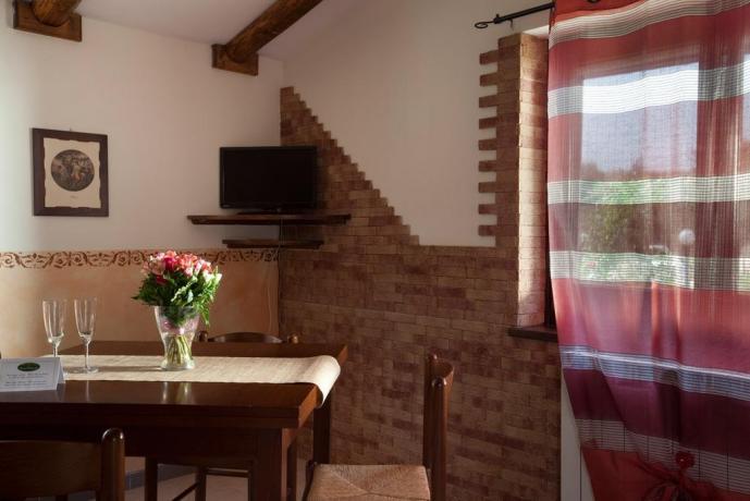 Hotel Umbria Resort: Appartamenti dotati di cucine privati