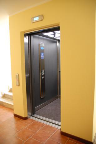 Hotel con ascensore ad Alfedena vicino Roccaraso