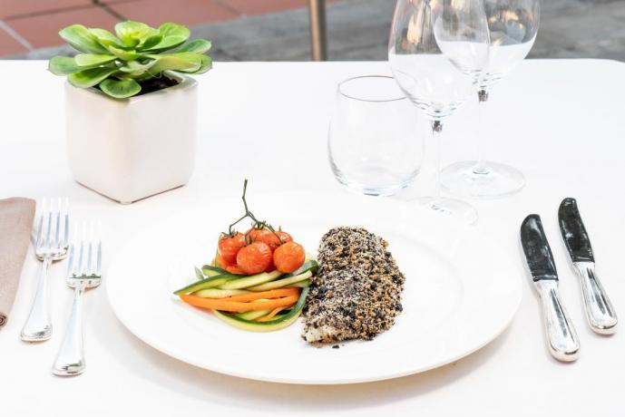 Villa 4 stelle con Menu per Vegetariani Nerviano