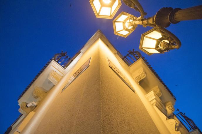Hotel nel centro storico di Cellino San Marco