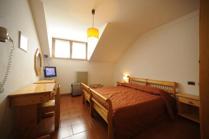 Hotel 3 stelle con camere comunicanti Lavarone-Trento