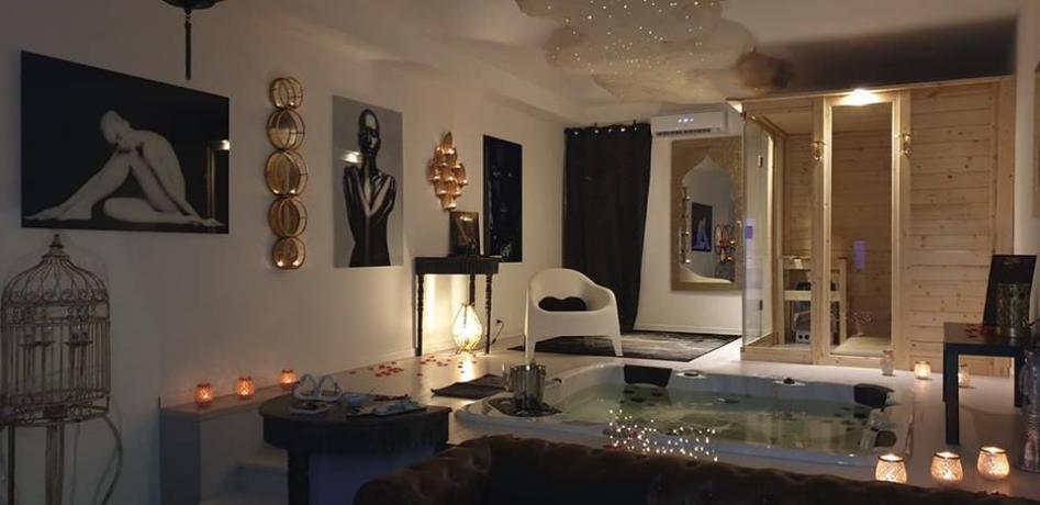Hotel con Centro Benessere con Vasca Idromassaggio