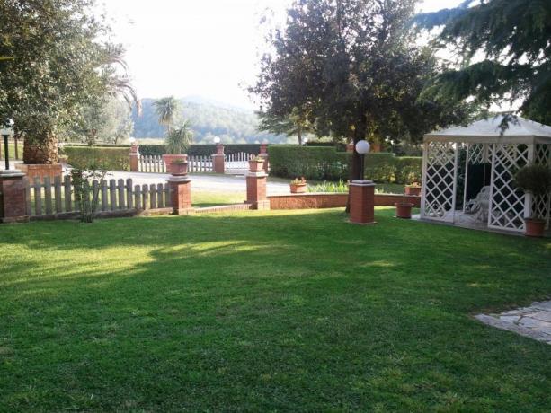 Vacanze in Maremma Toscana con giardino e piscina