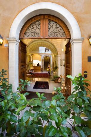 Hotel 4 stelle con Suite in Puglia