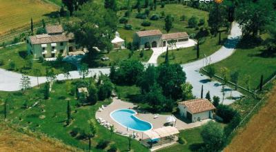 Country Hotel con piscina e ristorante Umbertide