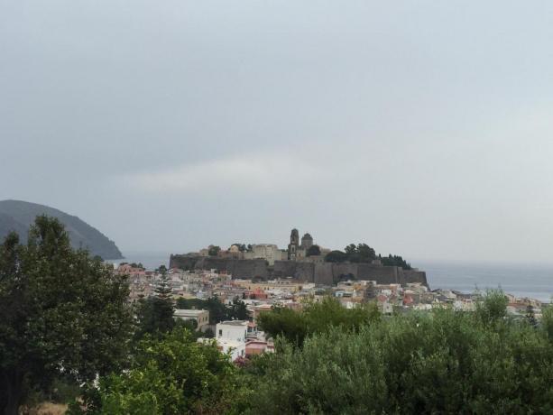 Hotel a pochi km dalla città di Lipari