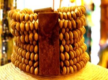 Bigiotteria di cocco dei Caraibi a prezzi bassi
