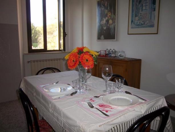Antica villa con appartamenti vacanza a Gubbio