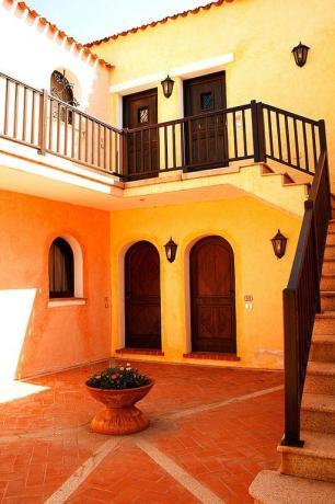 Albergo con appartamenti vacanza in Costa Smeralda