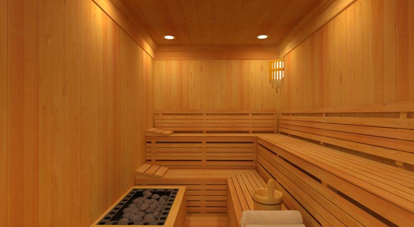 Centro Benessere con Sauna Resort di Lusso