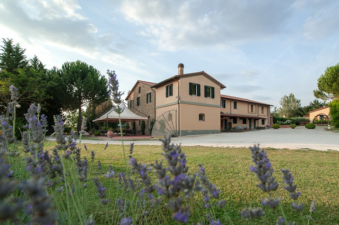Agriturismo per famiglie a Perugia