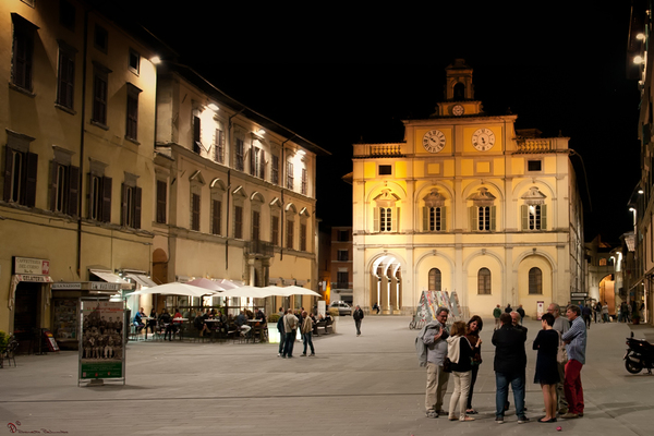 Piazza Città di Castello Centro