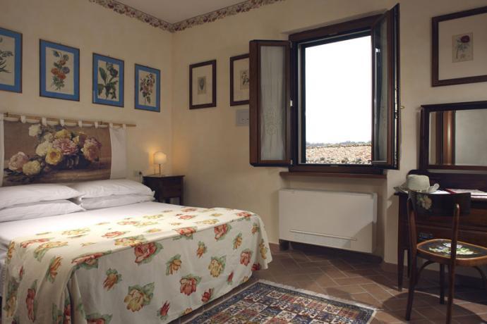 Camere Matrimoniali romantica vicino terme saturnia