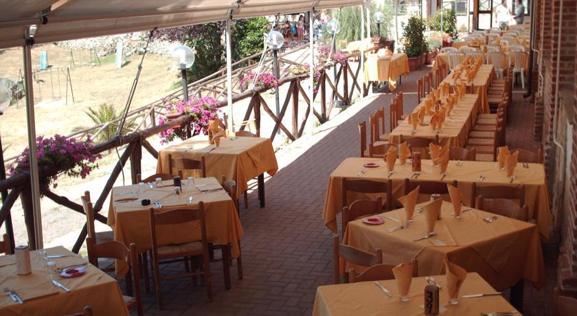 sala ristorante ideale per cerimonie