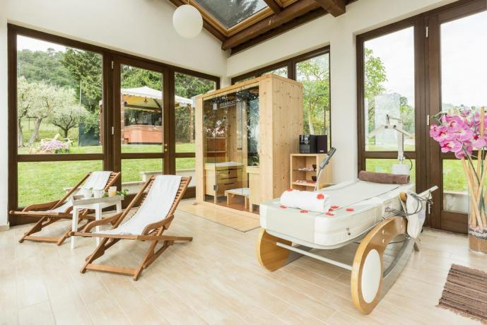 Relax in Umbria centro benessere