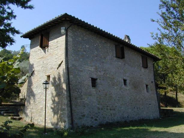 Casolare a pochi km da Perugia