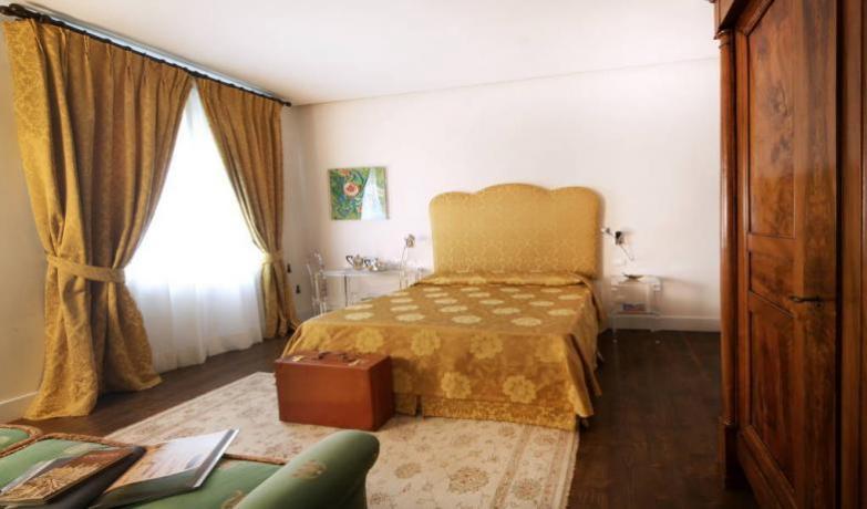 Camera Matrimoniale Deluxe in Tenuta vicino Orvieto