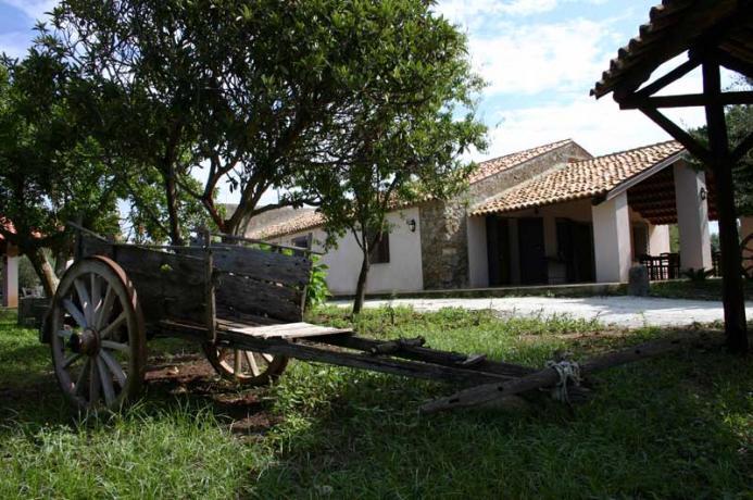 Agriturismo Pittara vicino Tropea