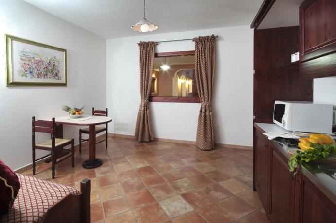 Appartamento Monolocale Hotel a Orosei in Sardegna