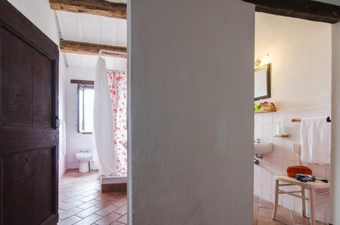Appartamenti a Jesi con due bagni privati