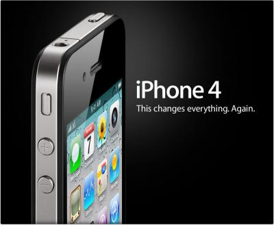 iPhone UMTS ITALIA, iphone 4, apple iphone