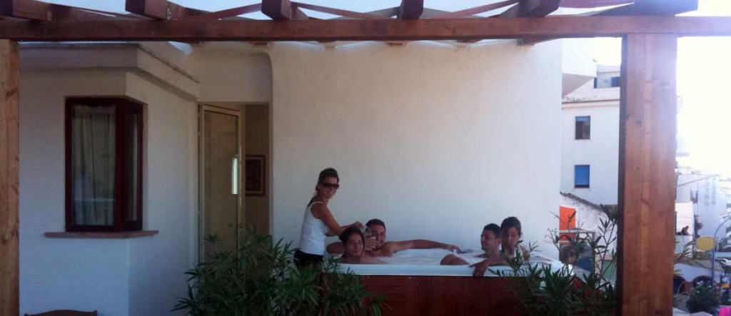 Hotel con Terrazza Solarium vicino Spiaggia Gargano