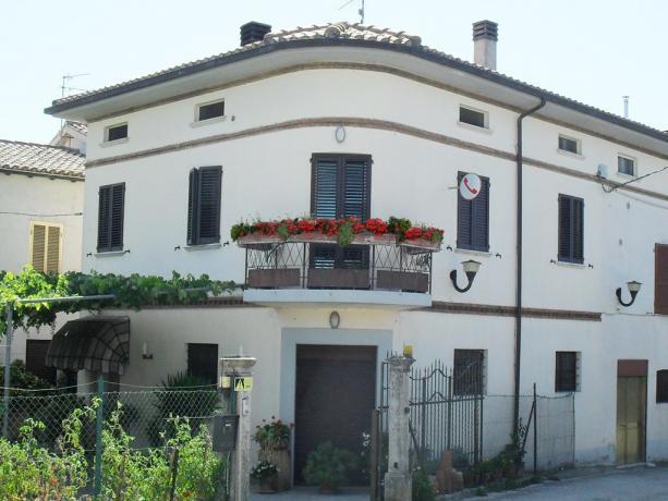 Casa Vacanza a Montefalco - Dependance del Casolare Gli Ulivi