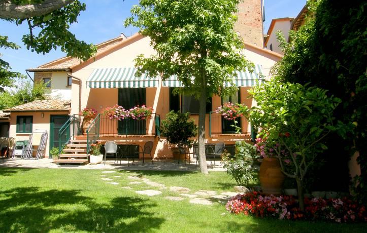 Appartamento affittacamere in Umbria