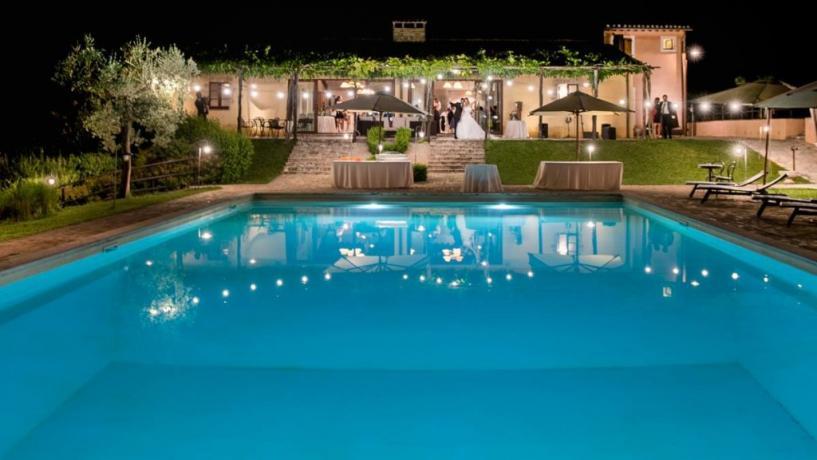 Appartamenti arredati stile country a Terni