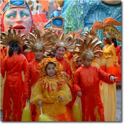 Carneval: Fun for children and adults
