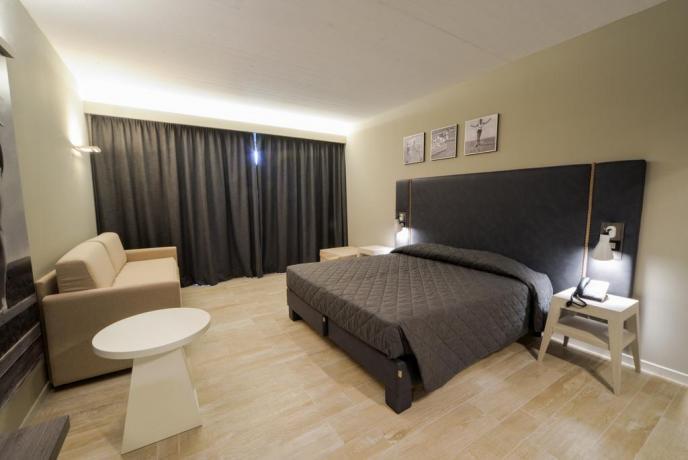Camere Hotel 4 Stelle vicino Pesaro Urbino