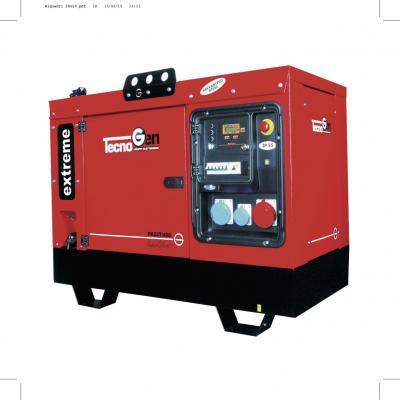 Noleggio generatori per cantieri edili Umbria