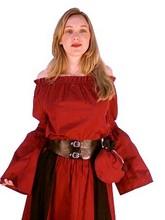 abiti medievali da donna
