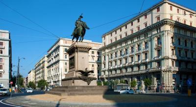 Hotel nel centro di Napoli