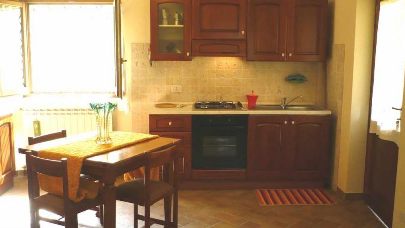 Dépendance con cucina casale Montecchio vicino Lago Corbara