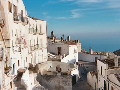 Hotel and BB with Seaview in Apulia
